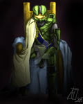 The MasterChief by WaffleMaker9000