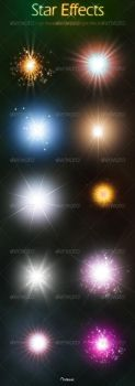 Star Effects by GrDezign