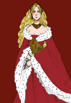 REDO: Cersei Lannister by Anthenora