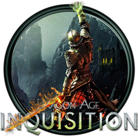 Dragon Age Inquisition Dock Icon by OutlawNinja