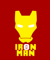 Iron Man Poster by Ravenide
