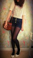 vintage feel by amyrhian