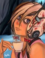 Borderlands 2 - Tiny Tina by Scylla812