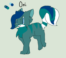 Oni by Poison-Tiger