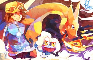 Pokemon X and Y Countdown by LadyKuki