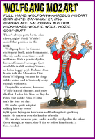 Character Profile: Mozart by hankinstein