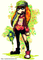Splatoon  CoPy by ROYHACK