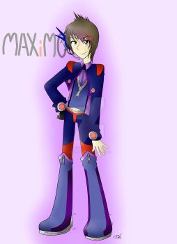 MAXiMO by LazyDesuLuck