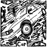 Car Maze by ink-blot-mazes