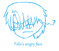 Feli be mad ((WIP)) by Pandonic