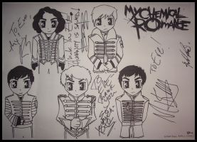 The Black Parade by joelmaddengurl