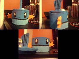 Mudkip Box by GorillazLover