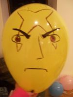 Scar.... in Balloon Form by HaVoCsMaSh