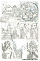 Goosebumps pencils 1 by Maxahiss