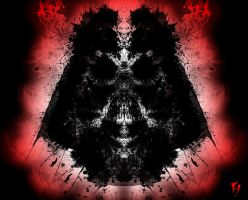 Darth Vader abstract by FelipeS4rg
