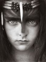 Child of the raven t3 by Harpyimages