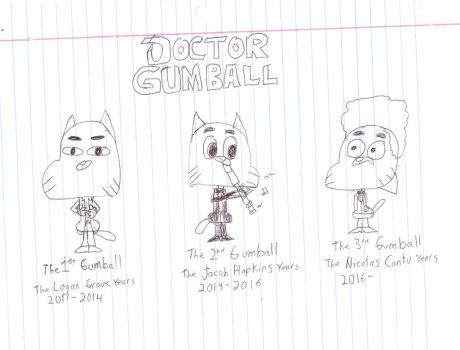 Doctor Gumball by Artsy08