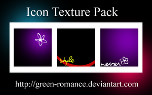 Icon texture Pack by Green-Romance