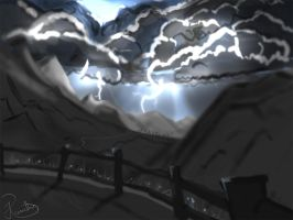 The Approaching Storm by kkyz13