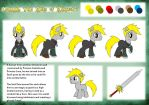 Logan Ref Sheet by mourning-dreams