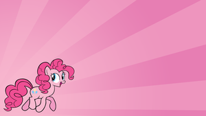 Pinkie Pie Wallpaper by Atmospark