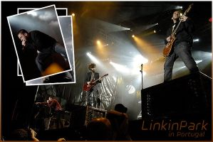 Linkin Park in Portugal by ReDOmegaa