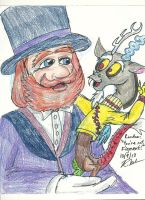 Random: 'You're Not Figment!' by Madame-Finitevus1890