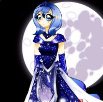 :FiM: Light of the Moon by Usagi-Asakura