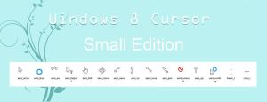 Windows 8 Small Cursors by DerProGamer2000