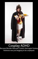 Cosplay ADHD by Photopersuasion