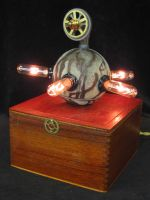 Diabolical Box 32 by steampunklighting