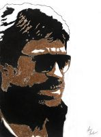 Chuck Norris by Ghost21501