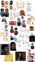 that's uh a lot of bioware you've got there by Herssian