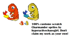 Charmander icon by HyperactiveChaosgirl