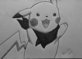 Pikachu by Basic74