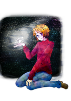 ++ APH:: Antho: STARS  3. by ephemeralDELUSiON
