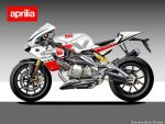 APRILIA SRV 750 Superlight by obiboi