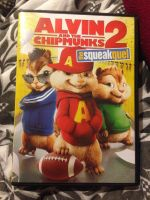 Alvin And The Chipmunks: The Squeakquel DVD by SpongyIceBear