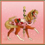 Flower Carousel -Rose- by WolfessKiss