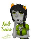 Adult Tarias by EveOfNight