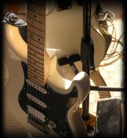 Fender Stratocaster - II by pete-c-89