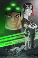 Splinter Cell by Shin-Herobot