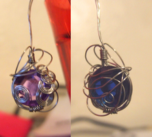 Wire wrapping fun by Zaphy1415926