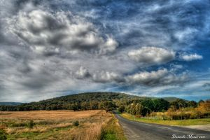 Countryside HDR by DanielleMiner