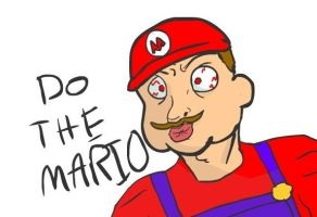 DO THE MARIO by kathy35