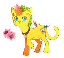 Catpony Richi by Nerior