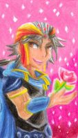 Firion - Let's Share Our Dreams Together :D by Sonicbandicoot