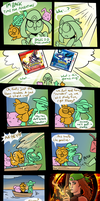 Pokemon Emerald Nuzlocke: Flappy Version Page 12 by AndrewMartinD
