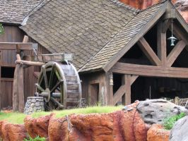 MK Splash Mountain 5 by AreteStock