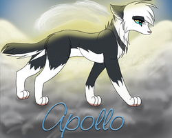 Apollo - Evvy trade by Spottedfire94